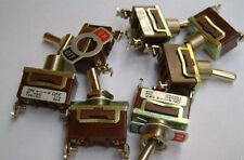 10, HEAVY DUTY 120V AMP ON OFF SPST TOGGLE SWITCH,1AW ,teng