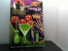 Pumpkin Masters 8 Pcs. Carving Kit 05127, FREE SHIPPING
