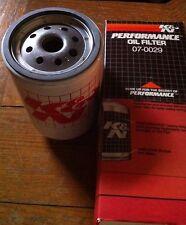 K&N Performance Oil Filter  07-0029 (AC PF35, Fram PH13, Ace PH20 Chevrolet)