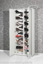Germania 3107 Schuhschrank Verspiegelt 30 Paar SCHUHE Drehtüren Schuhregal