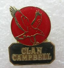 Pin's Alcool Whisky CLAN CAMPBELL Aigle #1876