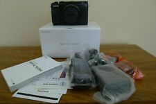 Fujifilm GFX 50R Medium Format Mirrorless Digital Camera, 100% Mint!