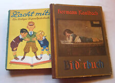 Old/Illustrated German Children's Books