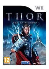 Thor: God of Thunder (Nintendo Wii, 2011) - European Version