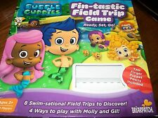 Brriarpatch nickelodeon Bubble Guppies Fin-Tastic Field Trip Game Ready, Set, Go