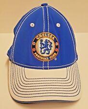 ADIDAS Chelsea Football Club Baseball Hat Cap Soccer EUC