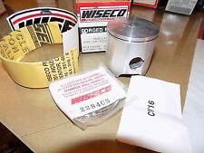 """1985 Yamaha YZ125 Dirtbike Wiseco Piston Kit_56.75mm_.75mm/.03"""" oversize"""