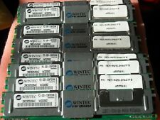4 GB (8x512MB)  39C925284C WINTEC 512MB PC2-5300 DDR2-667 FB SERVER RAM