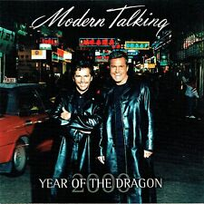 (CD) Modern Talking - 2000 - Year Of The Dragon - China In Her Eyes, u.a.
