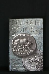 ROMAN COINS and their values. David R Sear. Spink.