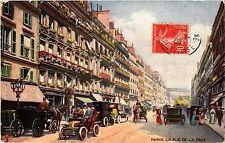 CPA PARIS 2e-La Rue de la Paix (322082)