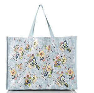 Vera Bradley Authentic Floating Garden Market Travel Tote NWT Carry On Bag purse