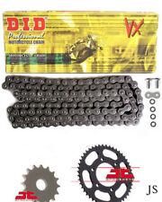 KTM 990 Adventure 05-09 DID VX X-Ring Chain /& Sprocket Kit