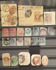 Great Britain Stamps Queen Victoria pre-1900 issues, used