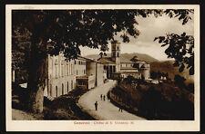 cartolina CAMERINO chiesa di s.venanzio