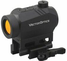 Vector Optics Harpy 1x22 Red Dot Sight W/ Qd Riser Picatinny Mount - New Other
