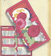 Needle Wallet quilt pattern by Pat-e-Patterns for Quilt Woman