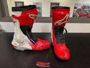 Alpinestars SVX Max Men's Racing Boot, Size 9 US, 43 EU