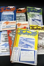 alte Zeitschrift Flug Sport, Jahrgang 1931 komplett 26 Hefte selten ! Flugzeuge