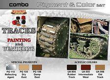 LifeColor Combo pigmento y Color Set-pistas