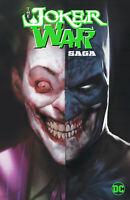 The Joker War Saga HC (2021) DC - Vol #1, Variant, NM (New)