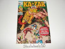 Kazar #2 Comic Marvel 1970 1st Series Daredevil 12 13 Stan Lee Jack Kirby Romita