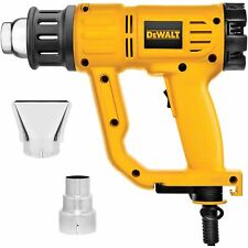 DeWalt D26950 Heat Gun w Cone Nozzle & Fishtail Surface Nozzle