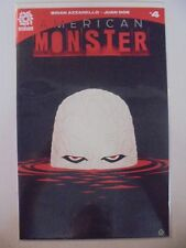 American Monster #4 AFTERSHOCK NM Comics Book