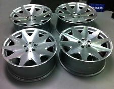 "19"" MRR HR3 Wheels For Nissan 350Z 370Z Genesis Staggered Concave Rims Set (4)"