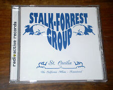 STALK-FORREST GROUP St. Cecilia The California Album - Remastered CD Radioactive