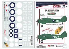 1/48 Decal Beaufighter MK XXI RAAF DEKL's II