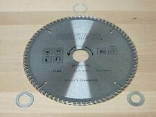 HM Kreissägeblatt 210 x 30/ 25,4/ 20/ 16 x 2,5 mm 80 Zähne für NE-Metall + PVC