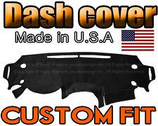 Fits 2009-2014  HONDA  FIT  DASH COVER MAT DASHBOARD PAD /   BLACK