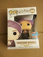 Professor Quirrel Harry Potter Funko Pop #68 NYCC Shared Exclusive Pop Protector