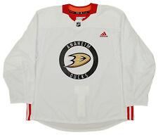 Adidas NHL Hockey Men's Anaheim Ducks Pro Authentic Practice Jersey