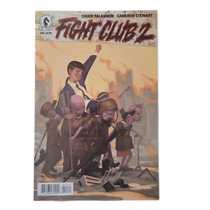 Fight Club 2 #10 Cover B Variant Steve Morris Cover 2016