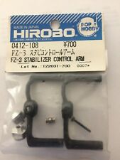 0412108 Hirobo RC Heli Sceadu FZ-3 Stabilizer Control Arm New In Pack 0412-108
