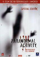 Paranormal activity - DVD D011106