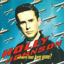 "Holly Johnson - Where Has Love Gone? (7"", Single) Vinyl Schallplatte - 22734"
