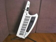 Roland AX-Synth shoulder keyboard new Stand set good condition Synthesizers F/S
