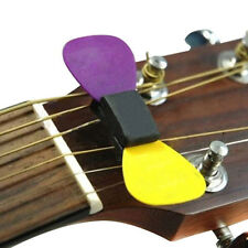 Wedgie Bass Guitar Headstock Pick Holder Rubber Pick Headstock Guitar Picks JBCA