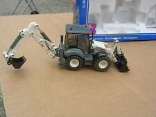 1/50 ENGIN TRACTO-PELLE TEREX Back Hoe Loader !!!