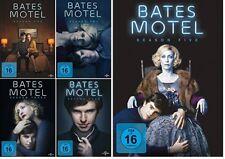 15 DVDs * BATES MOTEL - STAFFEL / SEASON 1-5 KOMPLETTE SERIE IM SET # NEU OVP +