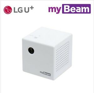 LG MY BEAM Portable Mini Beam Projecter DLP LED Real Pico projector Smartphone