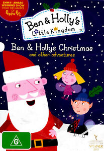 Ben & Holly's Little Kingdom Ben & Holly's Christmas and other adventures