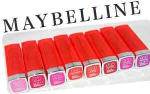 Maybelline Colorsensational Lipstick ~The Vivids Collection ~ You Choose