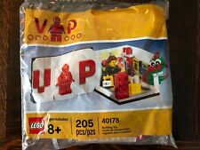 LEGO 2017 Iconic VIP member exclusive Set 40178 Shop New sealed polybag 205 pcs