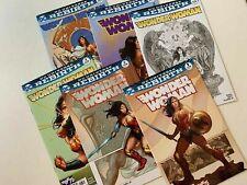 Wonder Woman #1-74 Frank Cho JENNY FRISON VARIANT COVER B SET! DC Rebirth