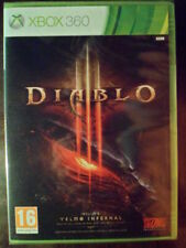 Diablo III 3 Xbox 360 Incluye Yelmo Infernal Nuevo Rol acción en castellano´