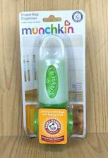Munchkin Arm & Hammer Diaper Bag Dispenser 24 Disposable Bags with Baking Soda